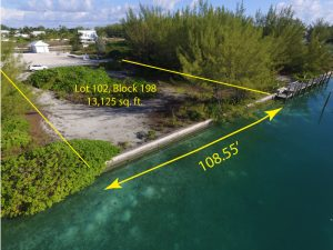 Galleon Bay Canal Lot 102, Block 198