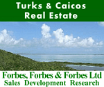 Forbes Forbes Forbes Turks Caicos Logo