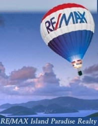 REMAX Island Paradise US Virgin Islands agents logo