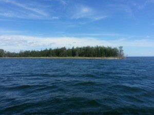 Cranberry Island on the Bras d'Or Lakes