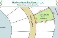 Survey-Plan-Lot-4-Blk-200 Bahama land