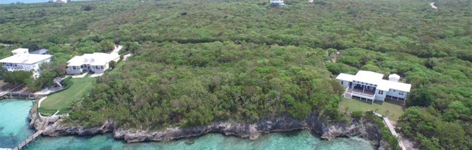 Sea of Abaco land lot for sale