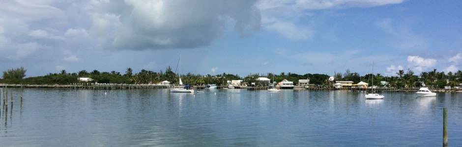 Bahamas Lot for Sale Ocean to Shore View