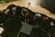 Abaco land overhead image
