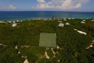 Abaco land aerial view 2