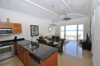 Kitchen diing area in Penthouse Condo