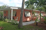 Bahama House shuttered windows