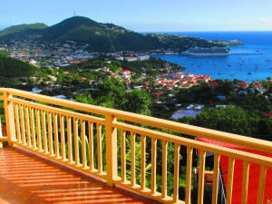 St. Thomas USVI House with Ocean View