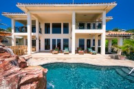 pool to estate