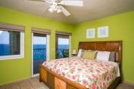 main bedroom with oceanview