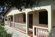 3 Apartment Home in Castries Balcony