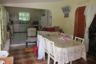3 Apartment Home in Castries eating area