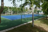 Tennis with Frigate Bay St Kitts Condo for sale