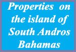 Properties on South Andros