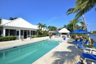 Lyford Cay Canal Home_ Wild Orchid_pool view