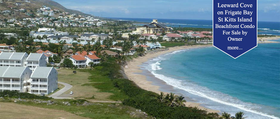 St Kitts Condo for Sale Aerial View