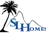 St Lucia-Homes logo