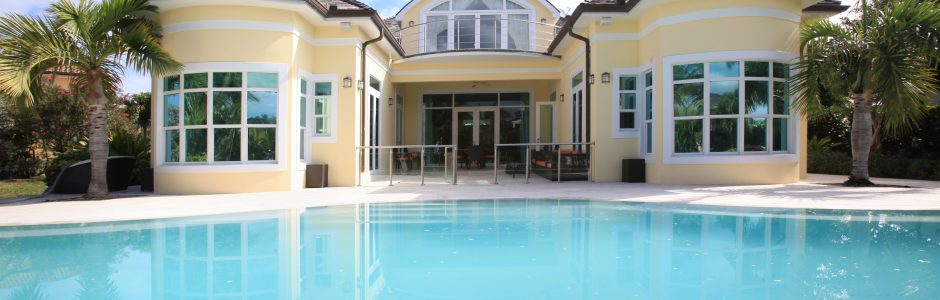 Exclusive private gated community home