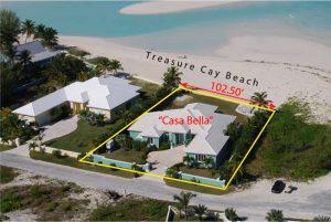 """Casa Bella"" - Beachfront Residence"