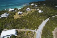 Scottish Cay Island Aerial
