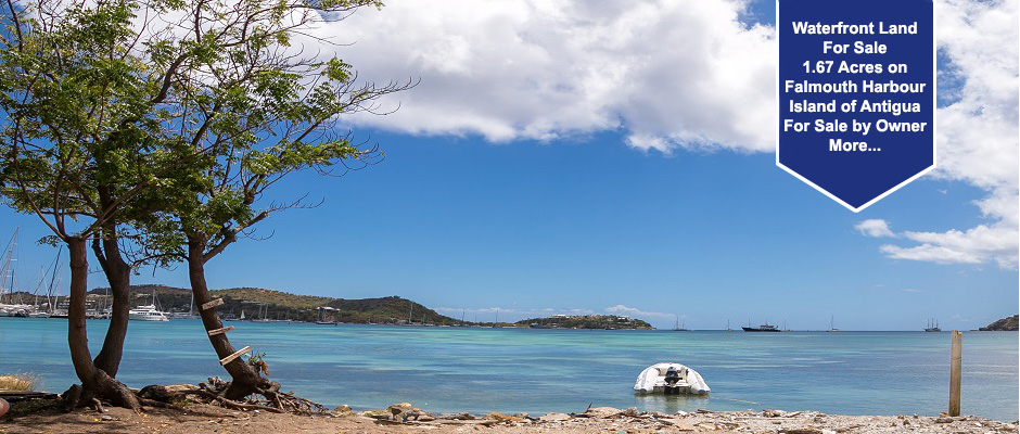 Land for sale in Antigua
