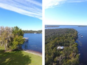 Riverfront Island Home with Guest Cottage