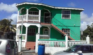 VFT 028 – 2 Storey Family Home in Vieux Fort