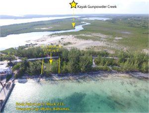 Waterfront Lot 5, Block 233, Treasure Cay, Abaco, Bahamas