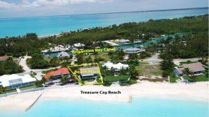 """""""Beach Place"""" - Elevated Beach Home, Treasure Cay, Abaco, Bahamas"""