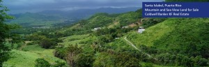 Santa Isabel land for sale with panoramic views