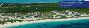 Private island properties for sale in Turks and Caicos