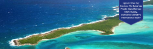Exumas private island for sale