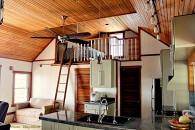 Saba Island Home Nearly-there-Kitchen-to-Loft-Riley