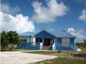 Blue House - Under Contract - SOLD