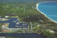 aerial photo Treasure Cay