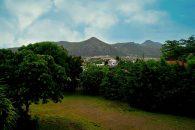 Statia Compound overland view