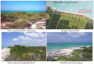 Bambara West Beachfront Lot Turks and Caicos