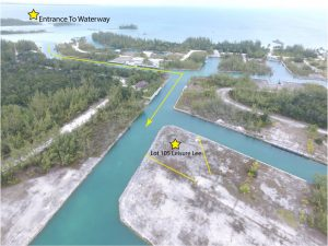 Canal Lot 105, Leisure Lee, Abaco