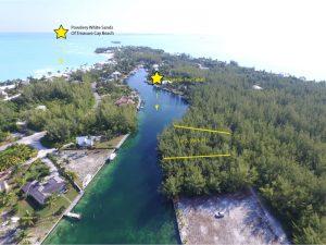 Sheltered Canal Lot 5, Block 191, Treasure Cay, Abaco