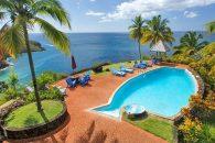 St-Lucia-Homes---ALR-009---Les-Chaudieres-Villa---Pool--view-2