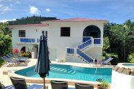 St-Lucia-Homes---Blue-Skies--Pool