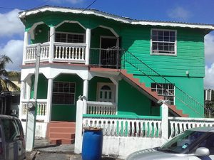 VFT028 – 2 Storey Family Home in Vieux Fort