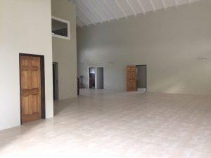 Interior entrance area of building 2