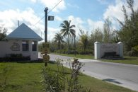 resizeTreasure Cay entrance