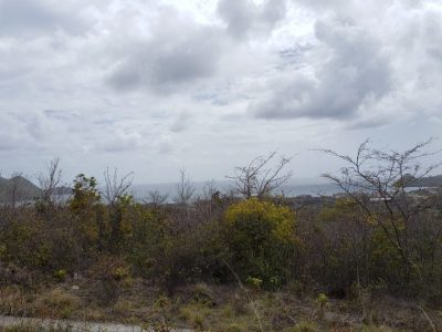 CAP 068 L – Residential Land with Amazing Caribbean Sea View