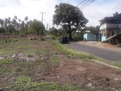 VFT 017 L – Flat Land in Grace Vieux Fort