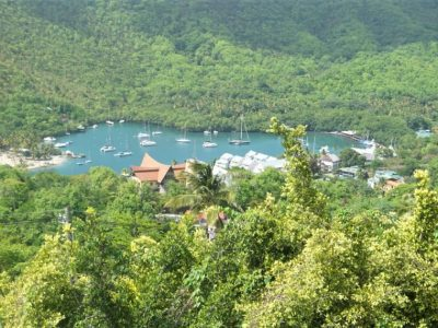 MRG 013 L – Land on a Rigde in Marigot