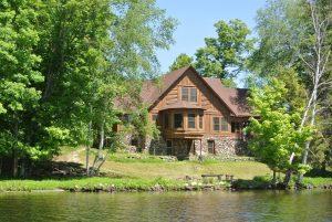 Squirrel Lake Island - 8 Bed 6 Bath Wisconsin Historic Estate