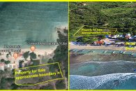 Property Aerial BUen Hombre Beach DR
