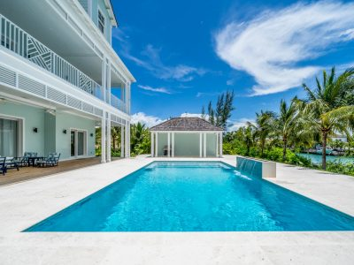 9 Charlotte Island, Old Fort Bay, The Bahamas - Rental